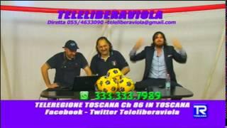 Telelibera Viola Puntata 127 - Il saluto di Alex Zanardi e il futuro di Montella