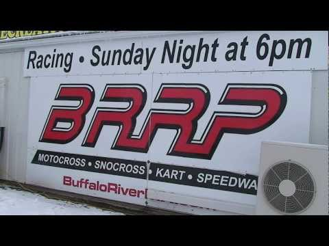Buffalo River Race Park Snocross
