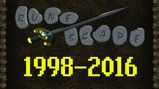 Origins of Runescape - Runescape Historical Timeline 1998 -2017