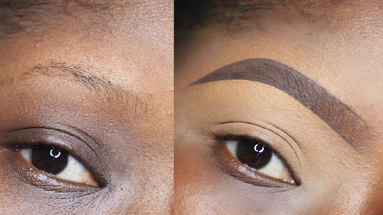 Download BEGINNER FRIENDLY BROW TUTORIAL/BROW TUTORIAL FOR THIN BROWS