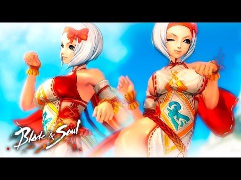 Blade & Soul - Zulia/Julia - Profile & Mod Pack - Censored/Uncensored - (All Servers)