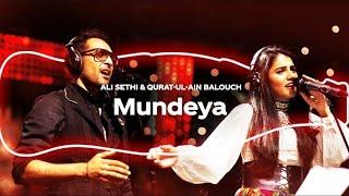mundiya-ali-sethi-quratulain-balouch-coke-studio-new-punjabi-songs-2019