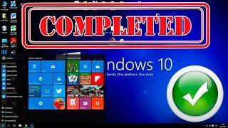 Лицензионный Windows 10 на халяву. Часть 3. Чистая установка.(, 2015-07-30T09:31:05.000Z)