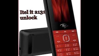 itel 2131 password