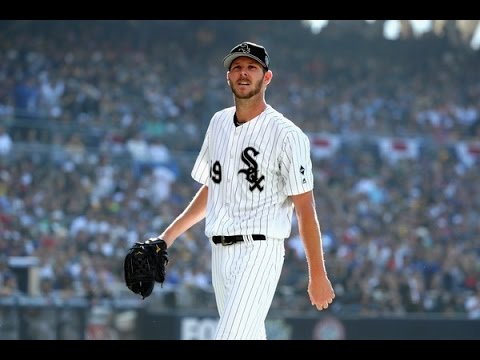 Chris Sale Ultimate 2016 Highlights