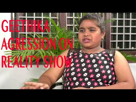 CHILD ARTIST GEETHIKA REACTION ON HUMAN RIGHTS