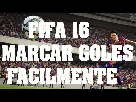 Truco FIFA 16 - Marcar goles fácilmente