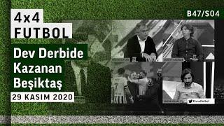 Dev Derbide Kazanan Beşiktaş | 4x4 Futbol