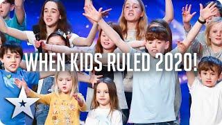 When Kids RULED 2020: Part 1   BGT 2020