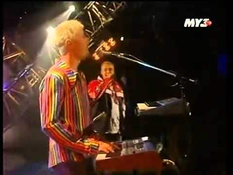 Руки Вверх - Стоят девчонки (2002) Live
