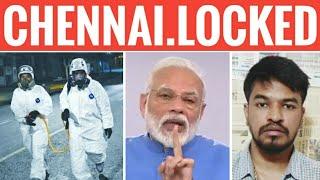 Chennai Coronavirus Lockdown | Tamil | Madan Gowri