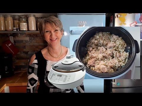 je-teste-l'autocuisto-de-chez-m6-boutique---riz-pilaf-petits-pois-au-poulet