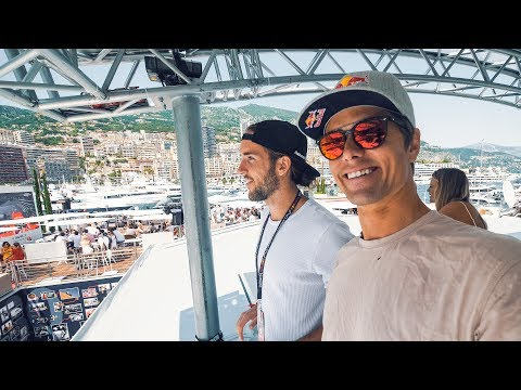 AS VIP AS IT GETS!! | MONACO F1 | VLOG² 25