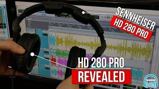 Sennheiser HD 280 Pro Headphones | REVEALED ??