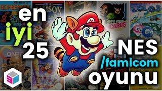 En İyi 25 NES / Famicom Oyunu