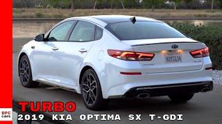 2019 Kia Optima SX T-GDI Turbo