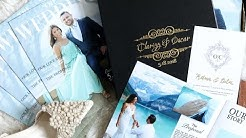 OUR WEDDING INVITATIONS - Cost, Timeline, Details!