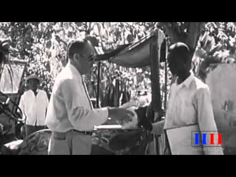 Haiti 1950 le centre d'art
