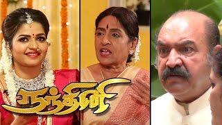 Nandhini is not a serial, it's like Cinema : Actress Nithya Ram, Sachu Interview | Vijayakumar