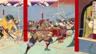 Traditional Japanese music - Honnō-ji