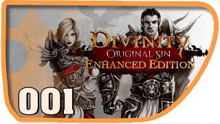 Divinity - Original Sin Enhanced Edition ★ Divinity Lets Play ★ Divinity - Original Sin #001