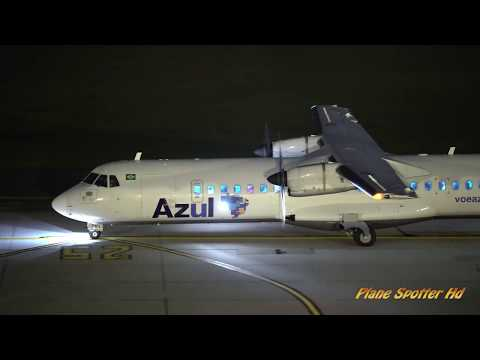 Movimentos Noturnos 5-  Aeroporto Internacional Afonso Pena
