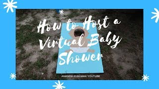 Virtual Baby Shower | Tips And Tricks For A Successful Shower!
