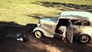 Bonnie and Clyde Final Showdown