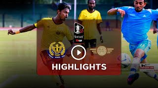Highlights - Saunders v Eveready SC | Round of 16 | Vantage FA Cup 2018