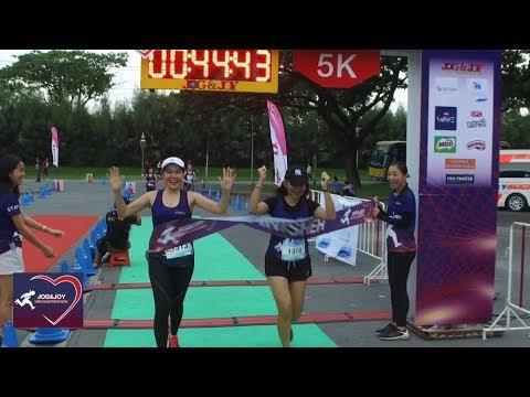Jog&Joy Mini Marathon 2018