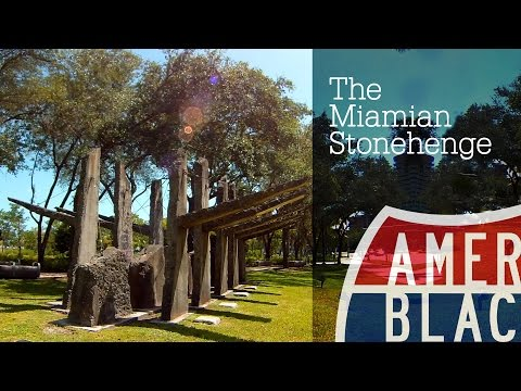 Stonehenge -  Tour of the Ancient Monument in Miami, Florida.