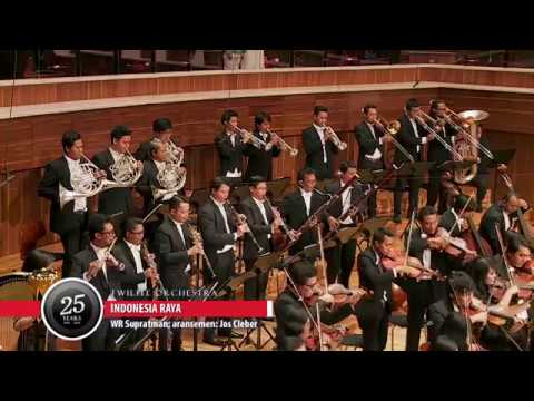 Indonesia Raya, WR Supratman - Addie MS & Twilite Orchestra: