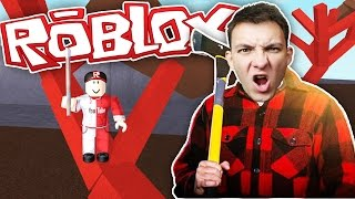 ROBLOX #7: VOLCANO and LAVA WOOD! | HouseBox