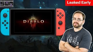 Diablo III Leaked For Nintendo Switch Coming This Year! | News Wave Extra