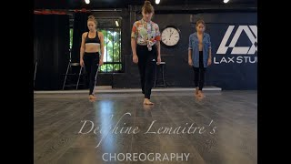 Breathe - Jax Jones ft Ina Wroldsen - Choreo by @delphinelemaitre