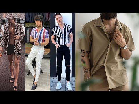 New Summer Style Trends For Men In 2021 | Men's Summer Outfits Ideas | Men's Fashion 2021