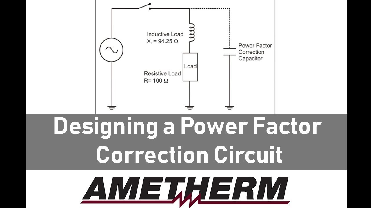 designing a power factor correction circuit [ 1280 x 720 Pixel ]