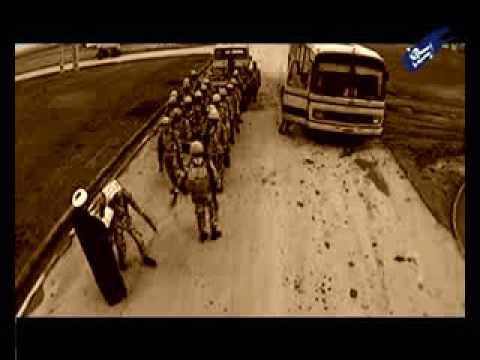 Iran Iraq war, Marine Commandos Defending KhoramShahr تكاوران دريايي مدافعان خرمشهر جنگ ايران و عراق