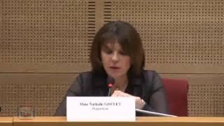 Conférence de presse présentation du rapport d'information financement de l'Islam en France
