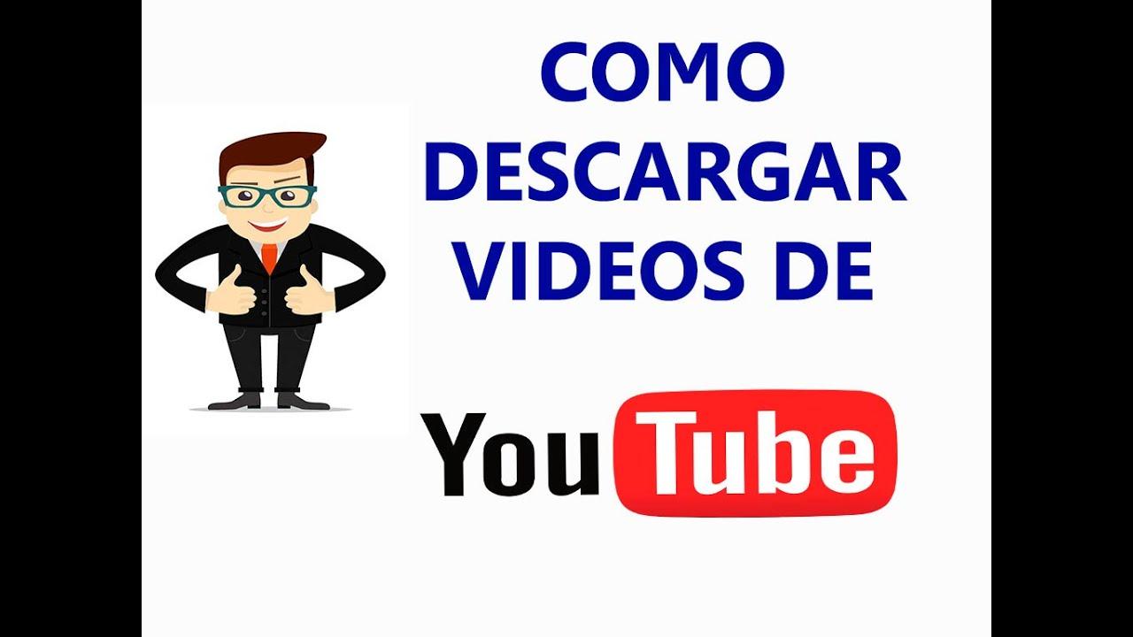 Bajar youtube
