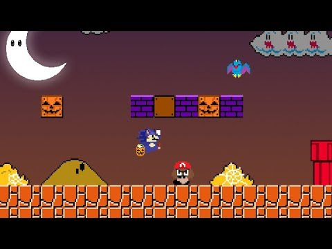 Mario Goes Trick-or-Treating - Level UP 2018 Halloween Special