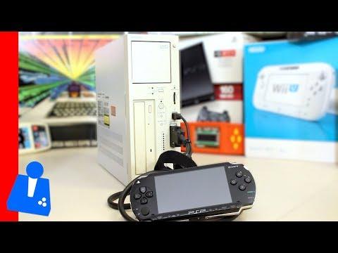 PlayStation Portable (PSP) Development System Showcase!
