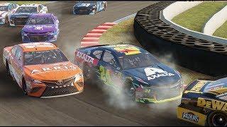 NASCAR Heat 2: 2018 Season Update Gameplay/Review