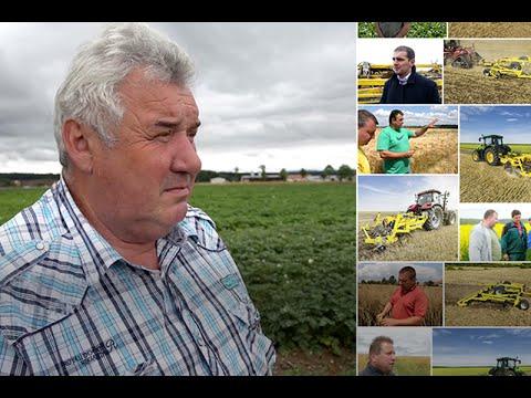 Zkušenosti uživatelů s hlubokým zpracováním půdy - Hluboké kypření pod brambory