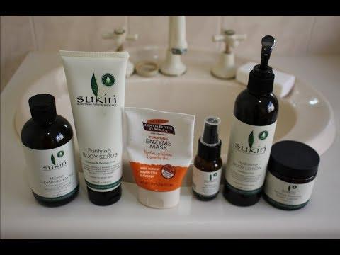 Everyday Skincare Routine And Tips || Sukin Australia