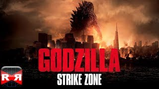 Godzilla: Strike Zone - iOS - iPhone/iPad/iPod Touch Gameplay