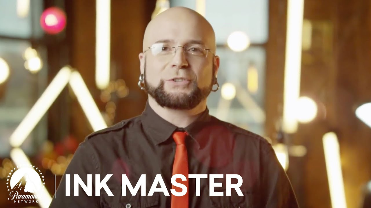 Ink Masters Meet Your Master Walter Sausage Frank
