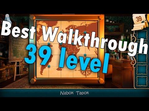 39 уровень - 100 Дверей: Дом головоломок прохождение