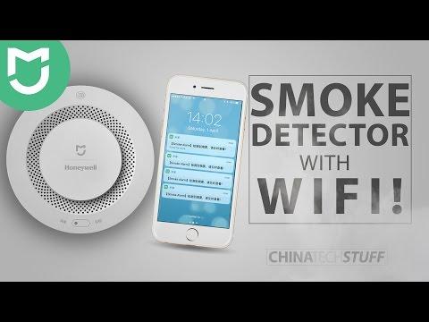 Xiaomi x Honeywell - WIFI Smoke Detector