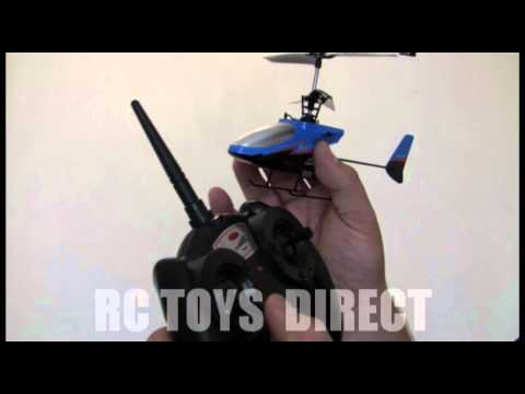 MINI THUNDER RC HELICOPTER
